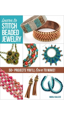 Learn to Stitch Beaded Jewelry